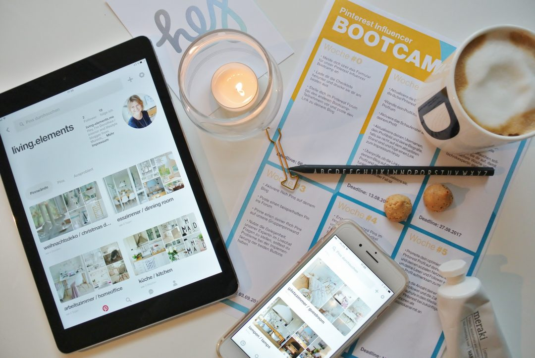 Pinterest Influencer Bootcamp