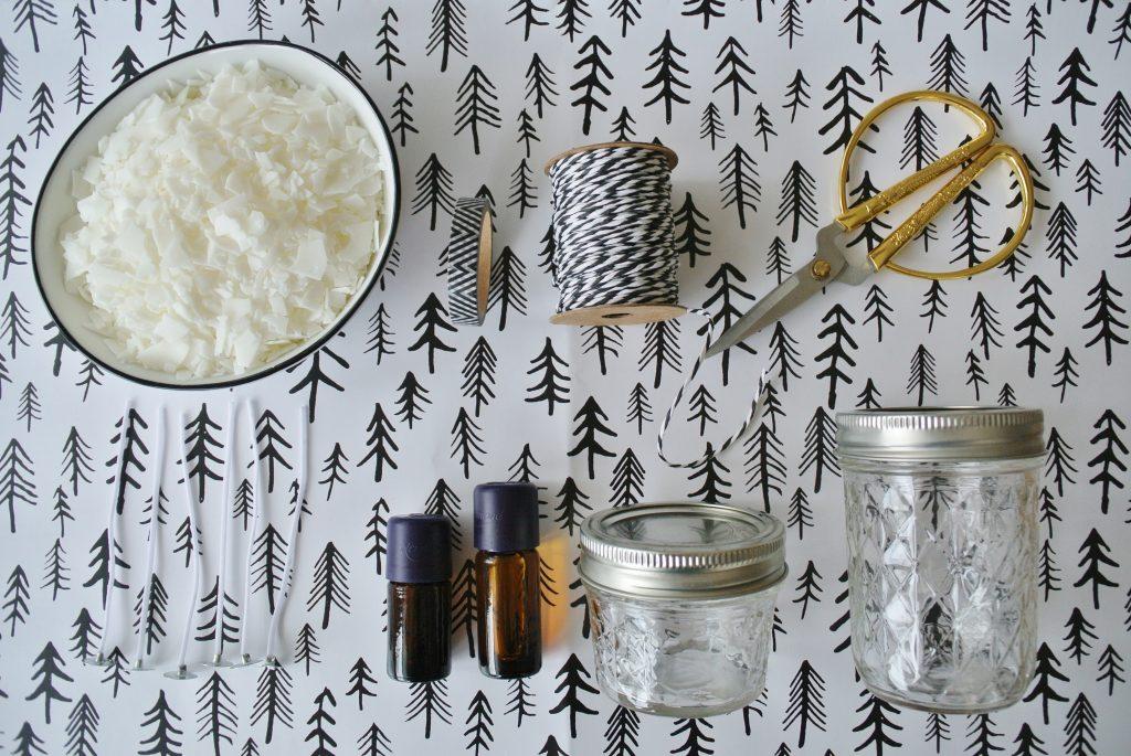 Material-DIY-Duftkerze-im-Glas
