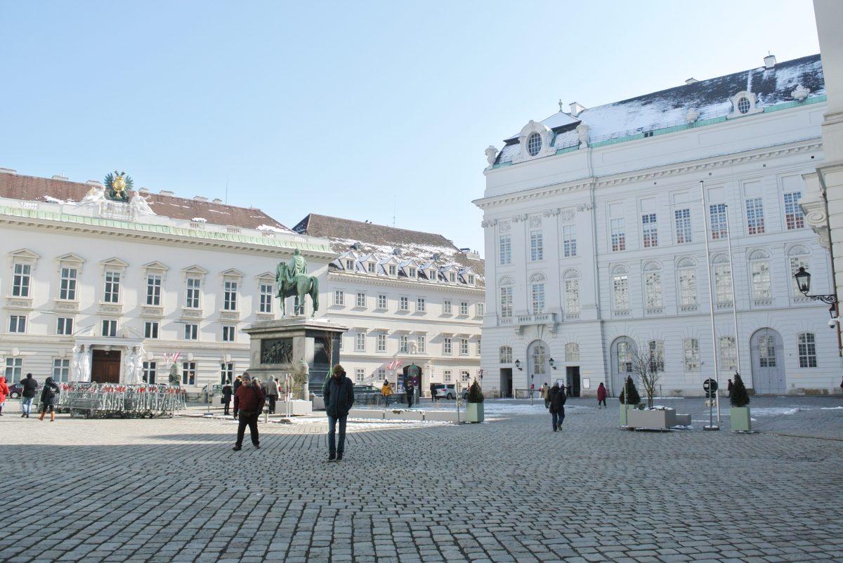 Wien-Josefsplatz