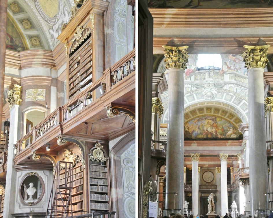 Wien-Nationalbibliothek-Prunksaal