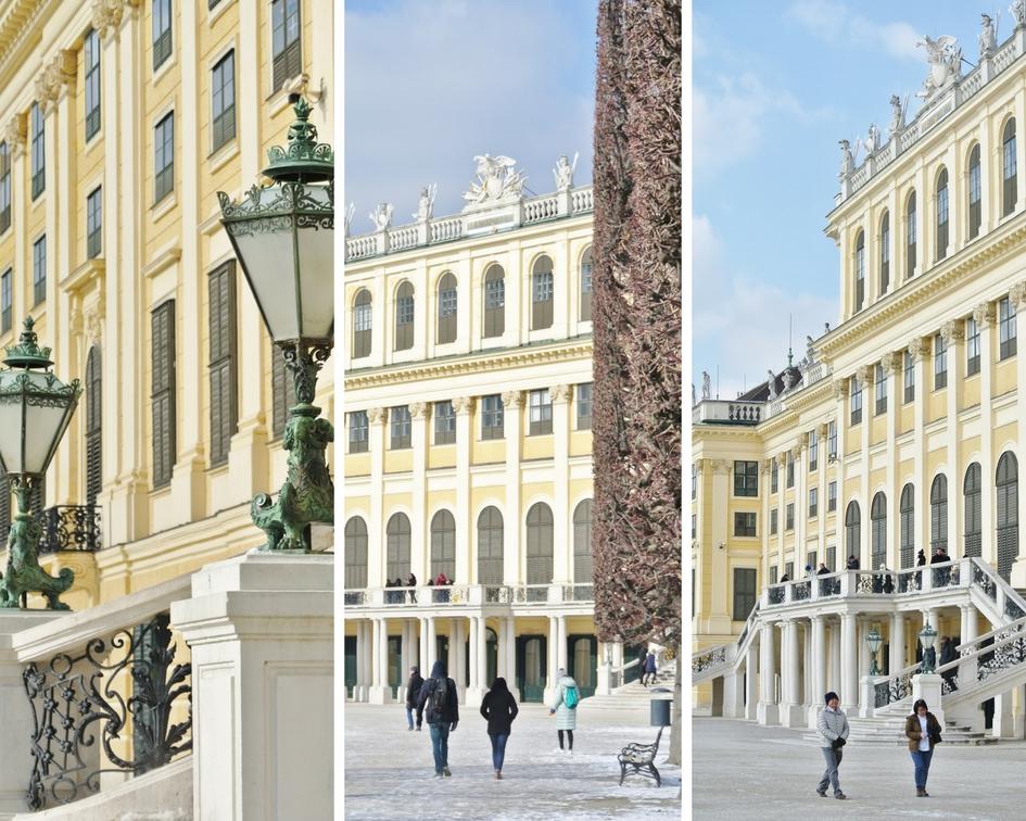 Wien-Schloss-Schönbrunn