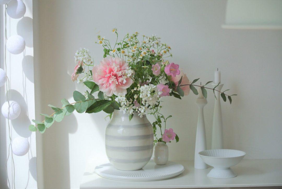 Meine individuell bemalte Omaggio-Vase von Kähler