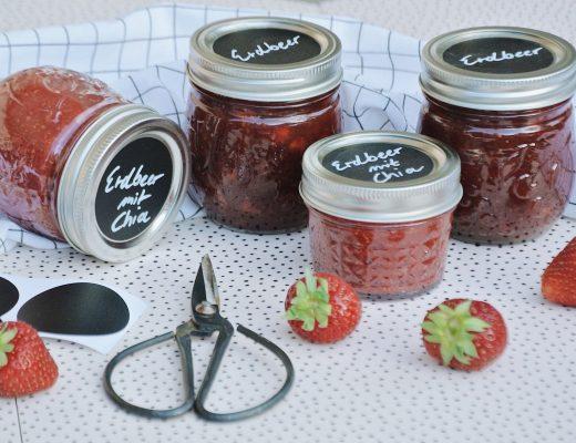 Marmelade-ohne-Zucker-aus-Erdbeeren