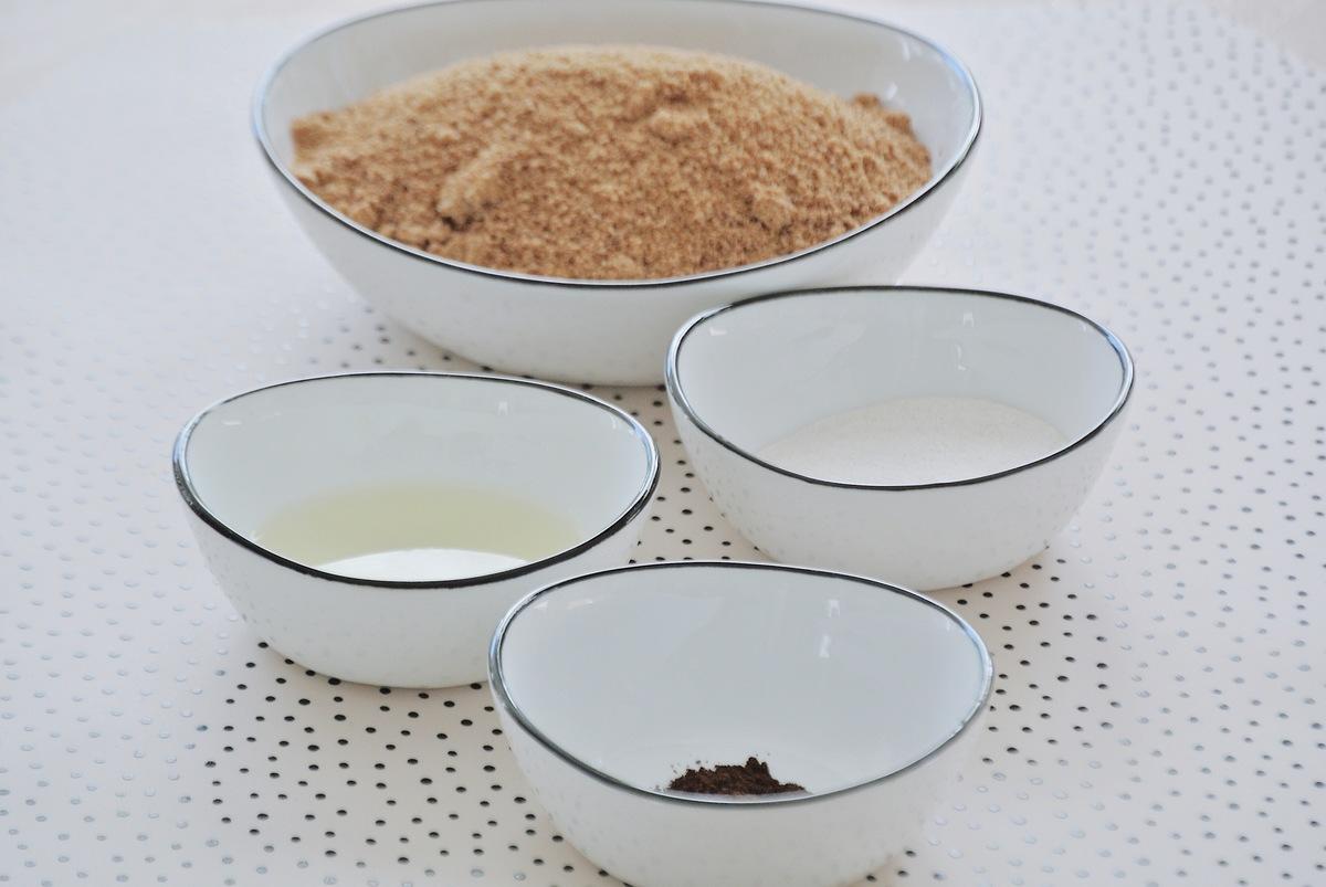 Kokosblütenzucker-Zitrone-Bio-Geliermittel-Vanillepulver-für-Marmelade-ohne Zucker-aus-Erdbeeren
