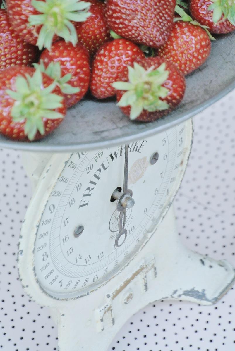 Erdbeeren-für-Marmelade-ohne-Zucker