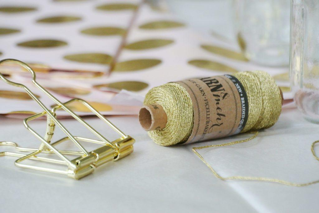 DIY-Adventskalender-Mason-Mini-Jar-Goldgarn