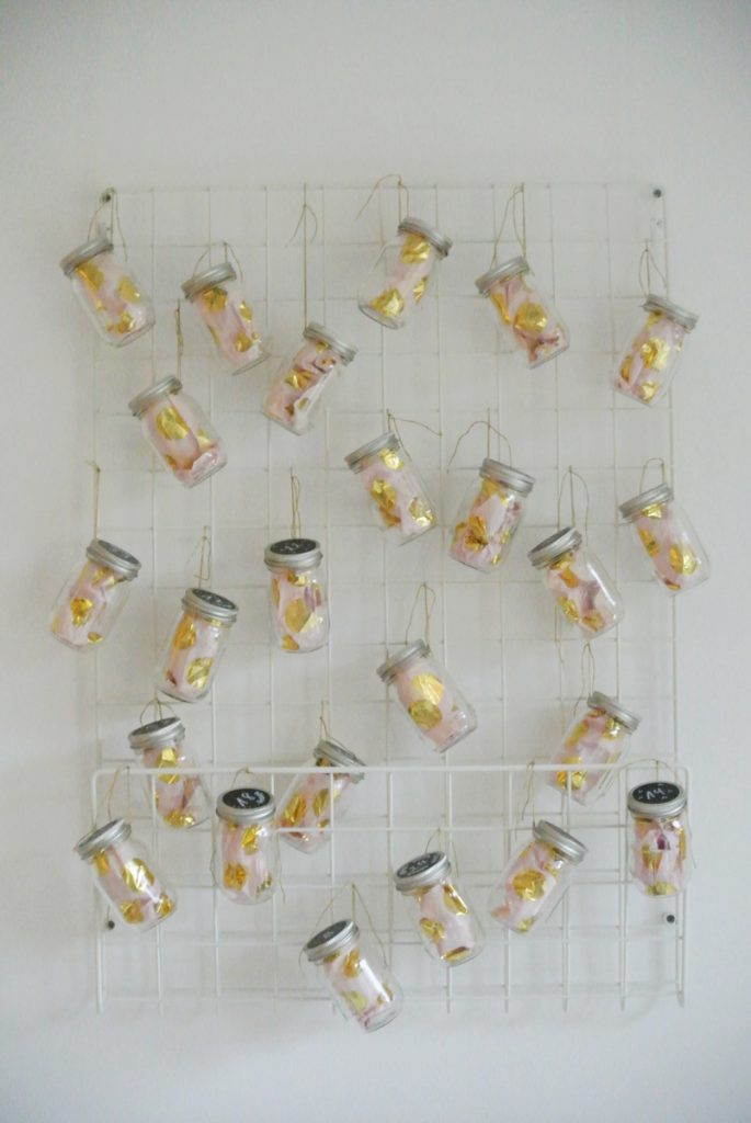DIY-Adventskalender-Mason-Mini-Jars-Memogitter-House-Doctor-Mesh