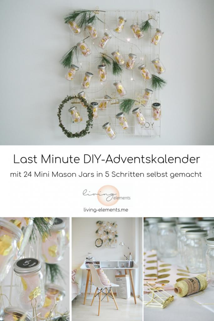 Last-Minute-DIY-Adventskalender-Mini-Mason-Jars-Pinterest