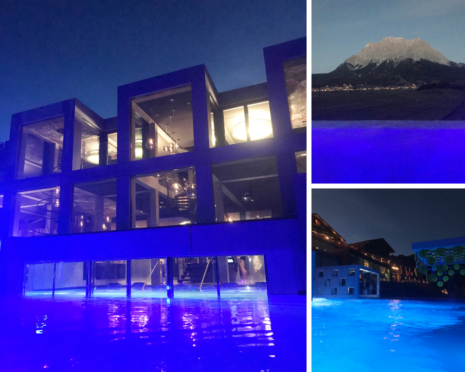 MOHR-life-resort-MOHR-Escape-Infinity-Pool-abends