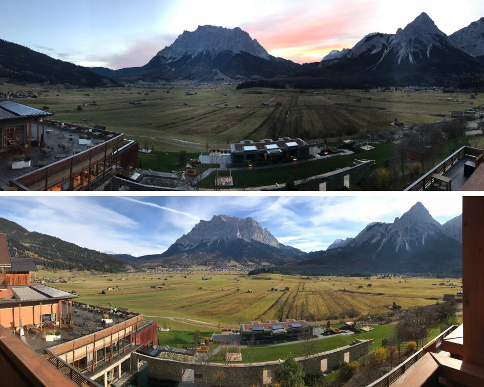 MOHR-life-resort-Zugspitze-morgens-tagsüber