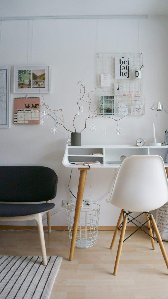 Schneekristalle-aus-Fimo-DIY-Arbeitszimmer