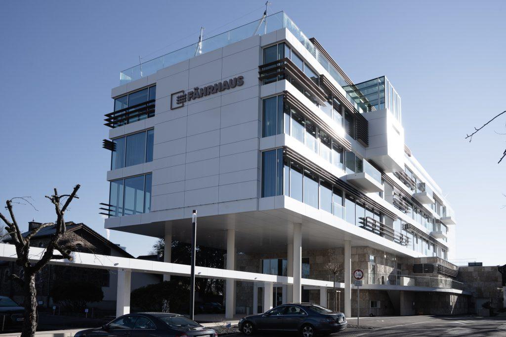 Fährhaus Koblenz Außenansicht
