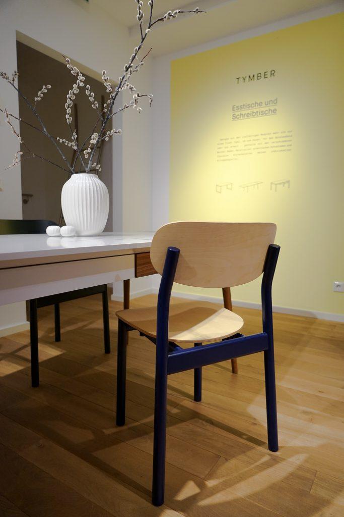 Stuhl PRYME / modulare Möbel / individuelle Designmöbel / Möbel nach Maß / MYCS Showroom München