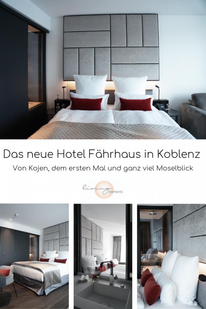 Fährhaus Hotel Koblenz / 4 Sterne Superior / Wellness / SPA / Luxushotel / Koblenz