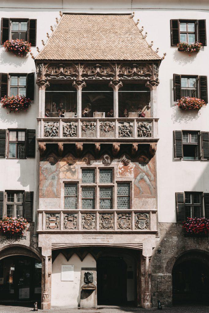 Innsbruck-Goldenes Dach