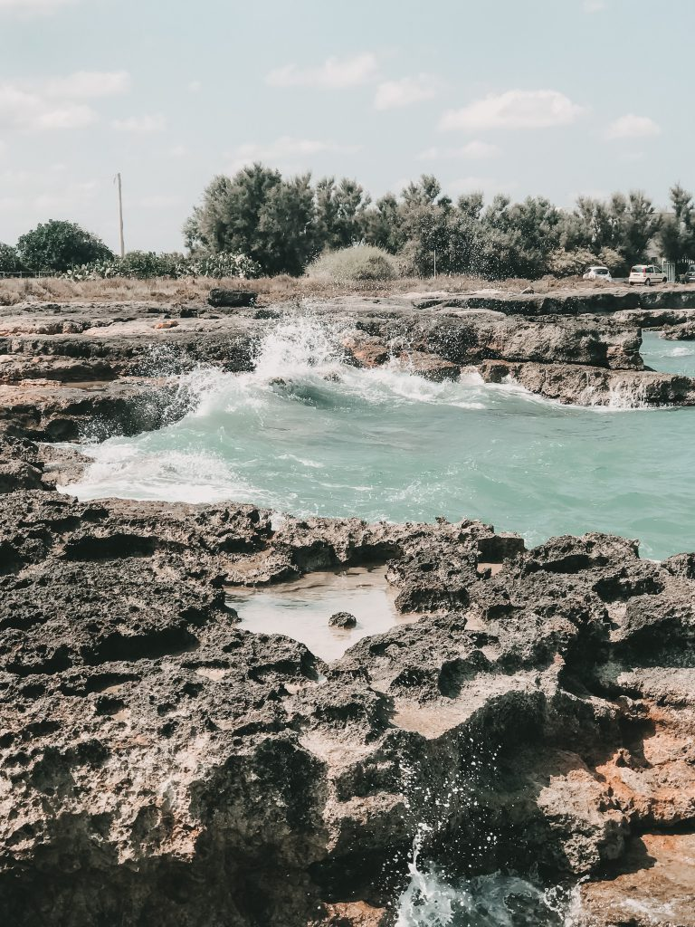 Meer-Adria-Apulien-Savelletri-Lido Ottagono
