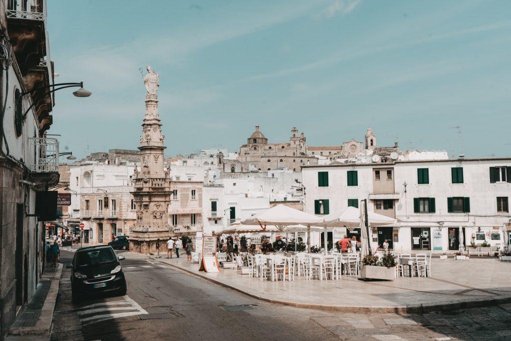 Ostuni-Apulien
