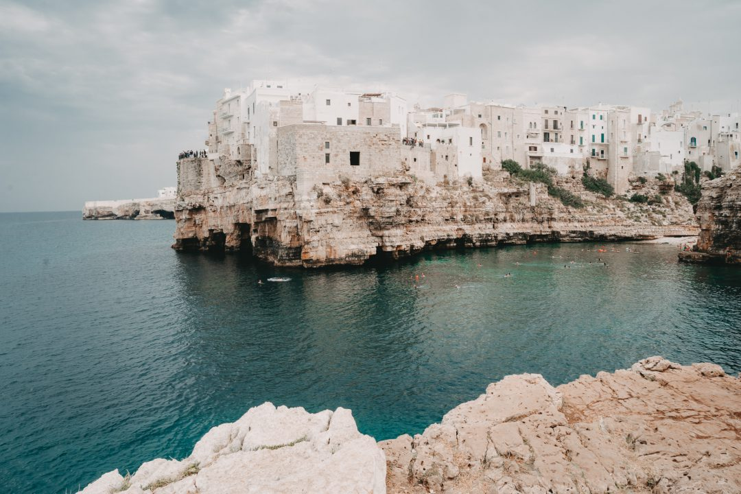 Polignano a Mare-Apulien