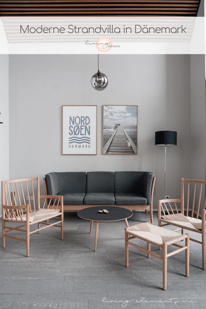 Strandvilla-Hvidbjerg-Strand-daenische-Nordsee-Wohnzimmer-modern-luxuriös-Scandistyle