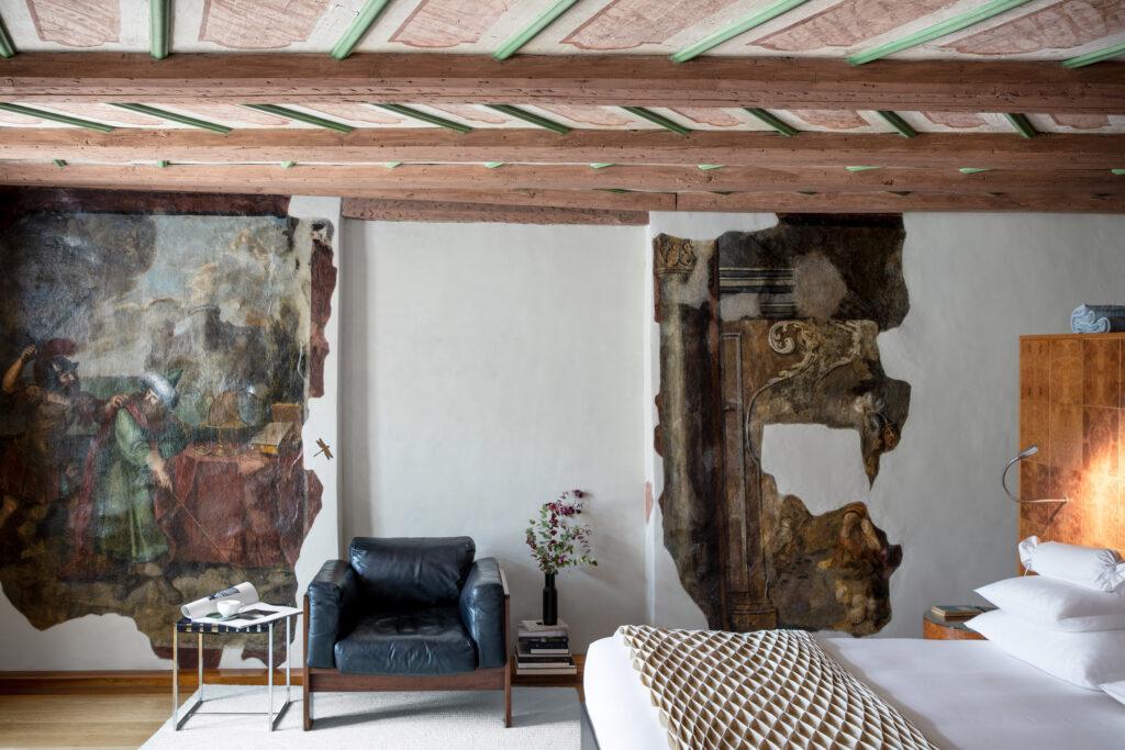 Widder_Hotel_Historic_Junior_Suite_Schlafzimmer